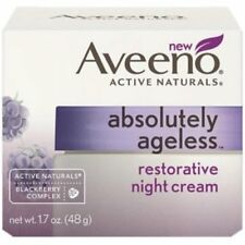 Aveeno Absolutely Ageless Restorative Night Cream Blackberry 1.7 oz.