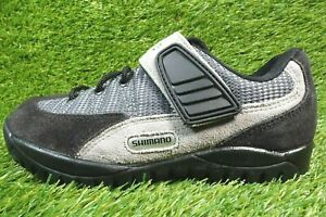 Shimano Cycling Shoes UK 4 with Cleats  GREAT CONDITION