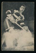 1952-53 St Lawrence Sales (QSHL) #57 JACKIE LECLAIR (Ottawa) -Canadiens