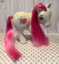 ⭐️ My Little Pony ⭐️ G1 1983 Vintage Euro Nurse Sweetheart Gorgeous!