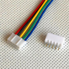 20 SETS Micro JST PH 2.0 5-Pin Male&Female Connector plug with Wires Cables