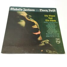 Mahalia Jackson/Percy Faith 'The Power And The Glory' 1960 UK Vinyl LP EX/VG+