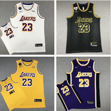 Classic LeBron James #23 Los Angeles Lakers Basketball Jersey Stitched