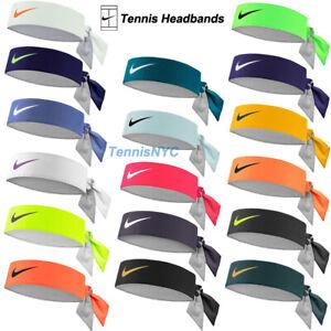 NIKE Headbands Head Tie Tennis Running Basketball Federer Nadal Delpo N0003204