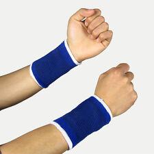 2 un. Banda De Apoyo Transpirable Mano Muñeca Brace Elástico Lesiones Deporte Gimnasio De Entrenamiento