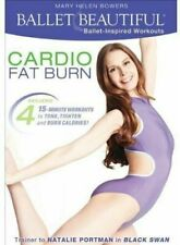 Ballet Beautiful: Cardio Fat Burn (DVD, 2013)