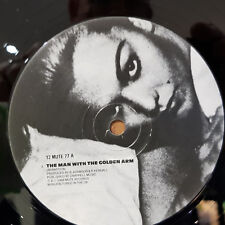 "Barry Adamson ‎– The Man With The Golden Arm - 12"" single - 12 MUTE 77 - P/S"