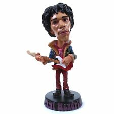 Jimi Hendrix Collectible: 2014 Drastic Plastic Limited Edition Bobblehead Figure