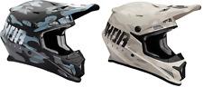 2018 Thor Sector Covert Adult Dot Riding Helmet Mx Dirt Bike Offroad Atv Utv