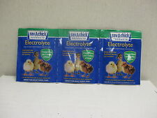 Sav-A-Chick - Electrolyte and Vitamin Supplement for Poultry- 3pk.