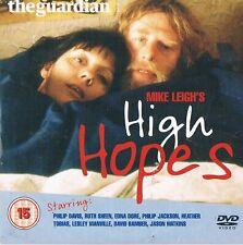 High Hopes (1988) -  Phil Davis, Ruth Sheen, Edna Doré  - DVD N/Paper