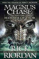 Magnus Chase And The Martillo De Thor Libro 2 Tapa Dura Rick Riordan