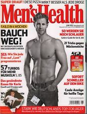 Men's Health German June 2012 Mit Diesem Colle Anzuge 111918DBE
