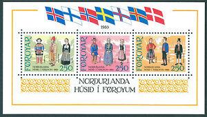 Färöer Block 1 Einweihung Haus des Nordens **