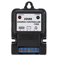 PWM 6V/12V Portable Solar Panel Charger Controller Regulator with LED Indicator