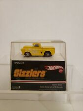 2007 REISSUED REDLINE HOT WHEELS  SIZZLERS  57 CHEVY  NEW  IN ORIGINAL PACKAGE