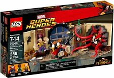 LEGO SUPER HEROES 76060 IL SANCTA SANCTORUM DEL DOTTOR STRANGE NUOVO NEW