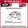 KP15225XS-1 GATE TIMING BELT KIT AND WATER PUMP FOR FORD (EUROPE) ORION 1.4 1986