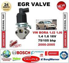 FOR VW BORA 1J2 1J6 1.4 1.6 16V 75/105 bhp 2000-2005 Electric EGR VALVE 5 PIN