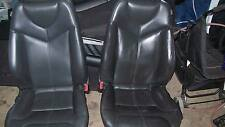 Alfa Romeo GT Ledersitze schwarz Leder Komplettausstattung Türverkl. Sitzheizung