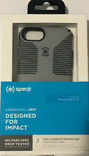 Speck CandyShell Grip Case -Pebble Grey/Slate Grey for iPhone 6/7/8 #120104-6918