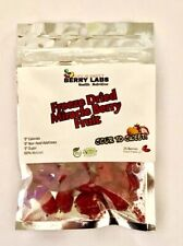 Berrylabs 25 Magic Miracle Berry Real Fruit Pods mberry Synsepalum Dulcificum