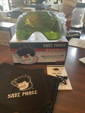 New Save Phace Efp Replacement Passive Welding Helmet Lens Ir Fixed Shade 3