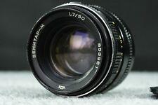 Zenitar-M 1.7/50mm Auto KMZ lens with M42 screw mount for Canon Nikon Sony Nex