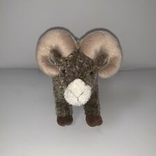 Douglas Cuddle Toy Ram Stuffed Animal Toy Plush Has Tags