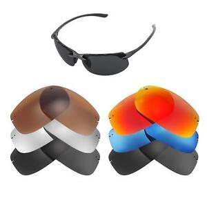 Walleva Lenti di Ricambio Per Maui Jim Banyans Sunglasses-Multiple Opzioni