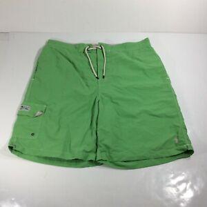 Polo Ralph Lauren Men's Size XXL Green Swimwear Trunks