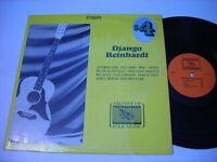 SHRINK Django Reinhardt Self Titled 1967 Stereo LP