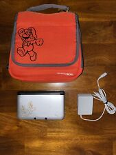 Nintendo 3DS XL Year of Luigi Edition 30th Anniversary TESTED W/ New Mario Case!