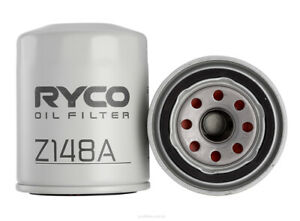 Ryco Oil Filter Z148A fits Mazda RX-7 Series 1 (12A) 77kw, Series 1 (12A) 85k...