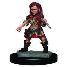 RPG Miniatures Adventurers Halfling Female Rogue - Premium Figure