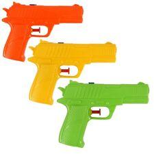 Water Pistol Assorted Colours Kids Outdoor Activities Water  Summer Fun Play Toy