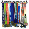 Personalised Medal Display Holder Hanger Hook Rack Gymnastics Gymnast Sport