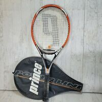 Prince Graphite Powerline Lite Size 4 Grip Tennis Racquet With Cover