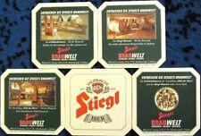 Bierdeckel Serie Sammlung  - Österreich Stiegl Salzburg
