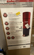 New ListingNutone PurePower 6501 Central Vacuum System Power Unit - New Open Box