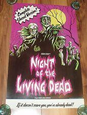 Night Of The Living Dead 11X17 R78 Original Horror Movie Poster New Line Cinema