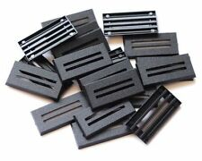 50 (Fifty) 25mm x 50mm Rectangular Cavalry Bike Bases Wargaming Roleplaying NEW