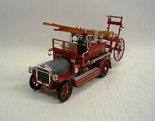 1921 Dennis N Type Fire Engine 1:43 Die-Cast Yat Ming 43008