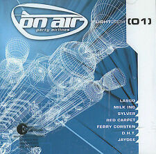 On Air Party Flight 2004/01 (CD)