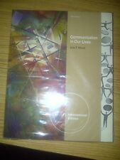 Communication in Our Lives(International Edition), 6th Edition,  Julia T Wood.
