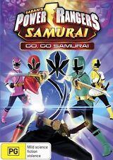 Power Rangers Samurai: Vol 2 - Go Go Samurai NEW R4 DVD