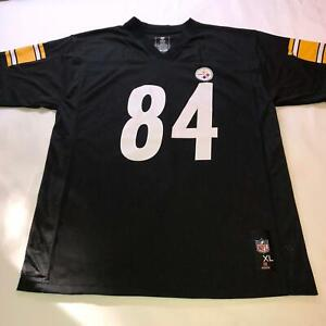 NWT Pittsburgh Steelers Antonio Brown #84 Black NFL Jersey Youth XL