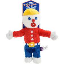 "MULTIPET MR BILL 12"" PLUSH YELLS ""OHH NOOO"" DOG TOY NEW FREE SHIPPING TO USA"