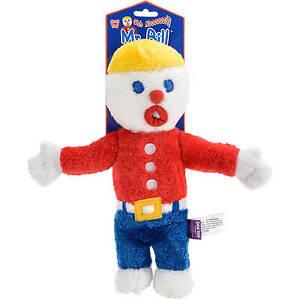 Multipet Mr Bill 12 Inch Plush Dog Toy Oh Nooo Saturday Night Cartoon Character