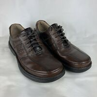Clarks Men's Size 11M Leather Casual Shoes Lace Up 79189